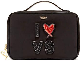 Victoria's Secret Victorias Secret Runway Patch Jetsetter Travel Case
