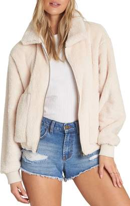 Billabong Always Cozy Fleece Jacket