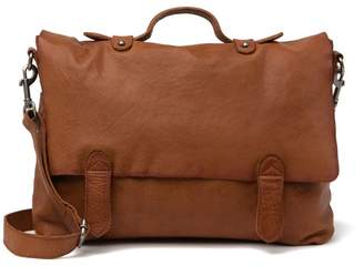 Frye Washed Messenger Bag
