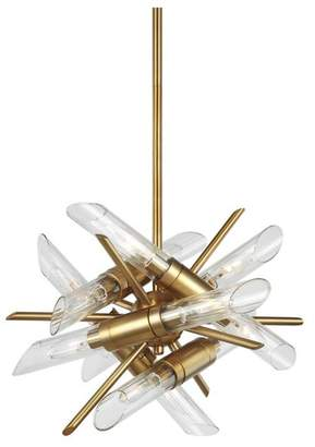 Feiss 12-Light Chandelier