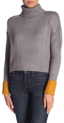 John & Jenn Turtleneck Knit Sweater