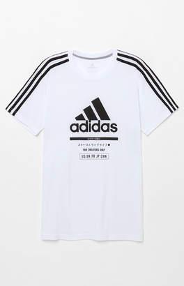 adidas Classic International T-Shirt