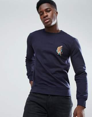 Le Breve Tiger Sweatshirt