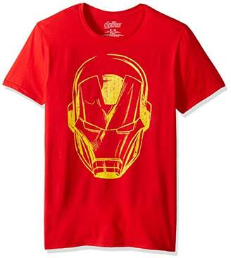 Marvel Men's The Invincible Iron Man Short Sleeve Graphic T-Shirt
