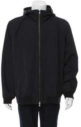 Vince Hooded Jacket