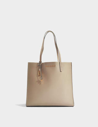 Marc Jacobs The Grind Tote Bag in Light Slate Cow Leather