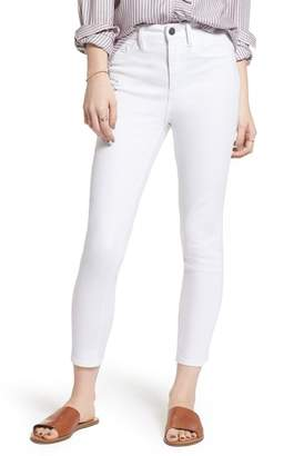 Treasure & Bond Charity High Waist Crop Skinny Jeans