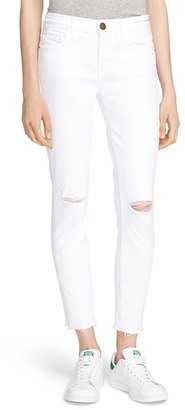 Women's Current/elliott 'The Stiletto' Jeans $208 thestylecure.com