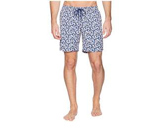 Mr.Swim Mr. Swim Blossom Elastic Printed Swim Trunk