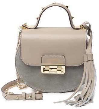Belle & Bloom Belmore Exchange Circle Leather Crossbody Bag