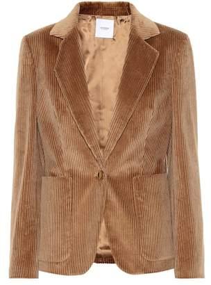 Agnona Corduroy blazer