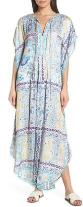 HEMANT AND NANDITA Cover-Up Maxi Dress