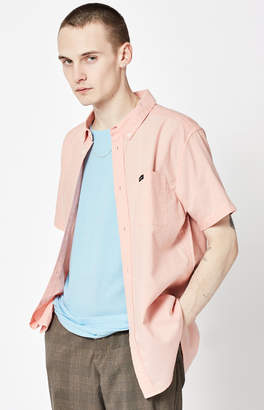 RVCA That'll Do Short Sleeve Button Up Shirt