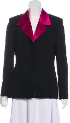 Celine Vintage Structured Blazer