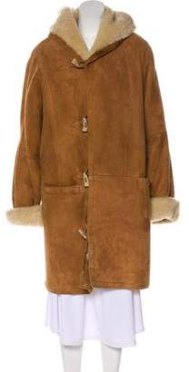 Fur Full-Length Shearling Coat