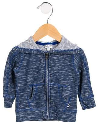Splendid Boys' Hooded Zip-Up Sweatshirt