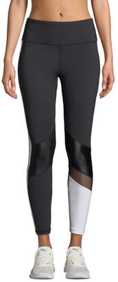 Alala Freestyle Colorblock Mesh Performance Tights