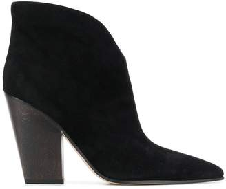 Magda Butrym pointed slip-on boots