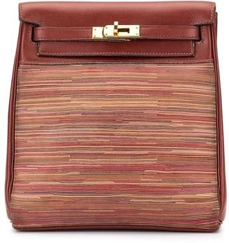 Hermes Pre-Owned 1986 Kelly Ado PM backpack