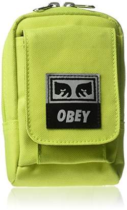 Obey Men's Drop Out Utility Small Bag