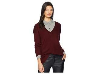 BB Dakota Mercy Me Soft Knit Sweater
