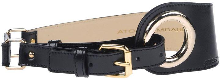 Atos LombardiniATOS LOMBARDINI Belts
