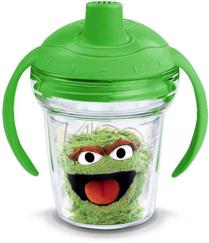 Tervis® My First TervisTM Sesame Street® Oscar 6 oz. Sippy Design Cup with Lid