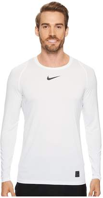 Nike Pro Fitted Long Sleeve Training Top Men's Long Sleeve Pullover