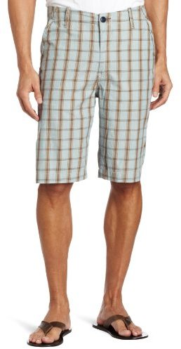 Lucky Brand Men's Plaid Short