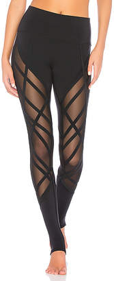 Alo High Waist Wrapped Stirrup Legging