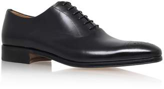 Stemar Chisel Punch Toe Oxford