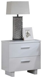 Orren Ellis Flomaton 2 Drawer Nightstand Orren Ellis