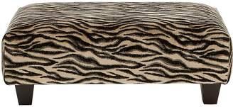 Cavendish Safari Fabric Footstool