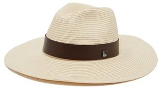 Filù Hats Filu Hats - Batu Tara Bianca Papier Panama Hat - Womens - Cream
