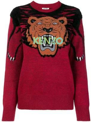 Kenzo (ケンゾー) - Kenzo タイガーロゴ セーター