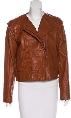 Zadig & Voltaire Quilted Leather Jacket