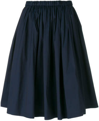 Prada flared skirt