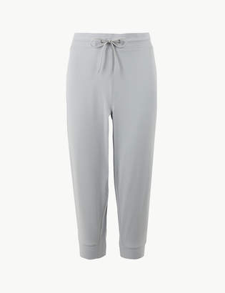 99cba4769314 M&S CollectionMarks and Spencer Quick Dry Cropped Joggers