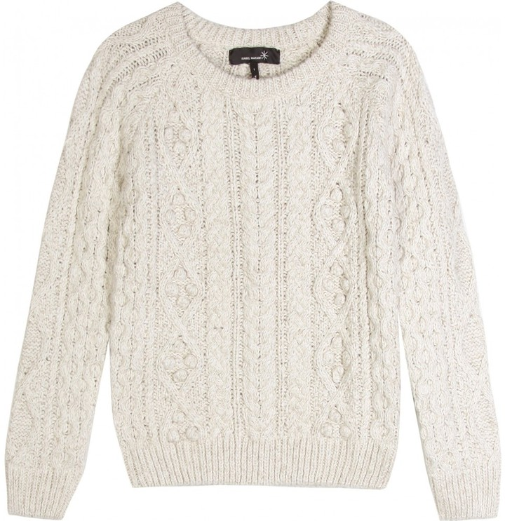 Isabel Marant KNITTED PULLOVER