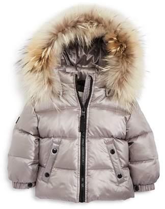 SAM. Unisex Fur-Trimmed Snowbunny Jacket - Baby
