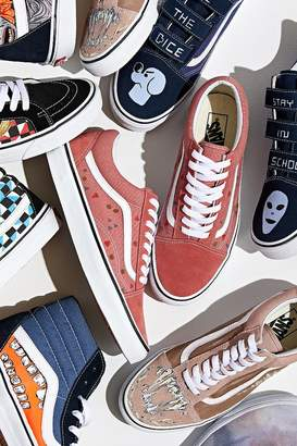 Vans UO Artist Edition Crystal Kovacs Old Skool Sneaker