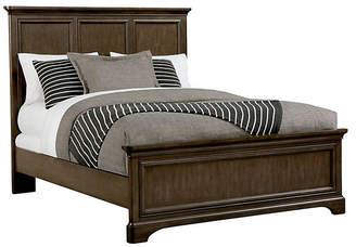 Stone & Leigh Chelsea Square Panel Bed - Raisin
