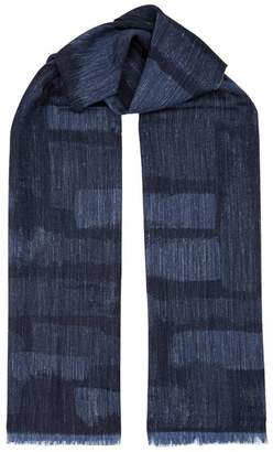 518f2cbdaf7c0 Mens Lightweight Gray Scarf - ShopStyle UK