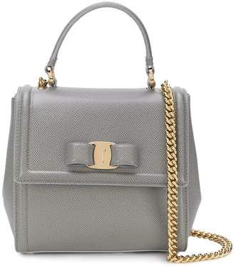 Salvatore Ferragamo Carrie top handle bag