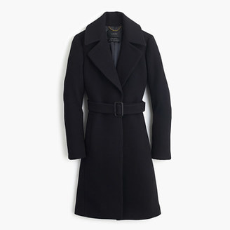 Double-cloth belted trench coat $425 thestylecure.com