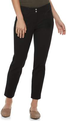 Apt. 9 Women's Bistretch Midrise Ankle Pants