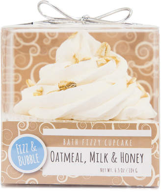 Fizz & Bubble Oatmeal, Milk & Honey Bath Fizzy Cupcake