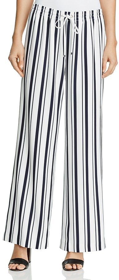Calvin KleinCalvin Klein Stripe Drawstring Trousers