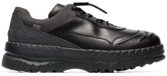 Camper Lab black X kiko kostadinov leather sneakers