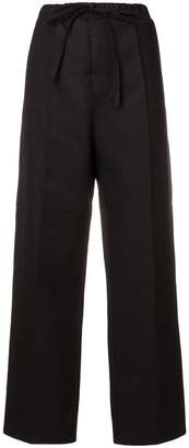 Cristaseya tie waist trousers